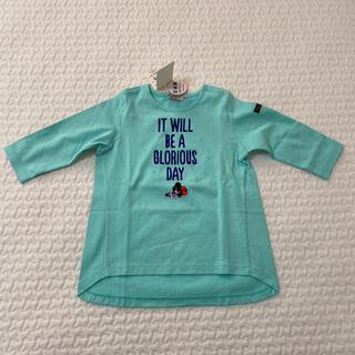 ダブルビー(DOUBLE.B)の✨新品✨mikihouse トップス100cm(Tシャツ/カットソー)