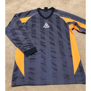ルコックスポルティフ(le coq sportif)の子供用サッカーカットソー(Tシャツ/カットソー)