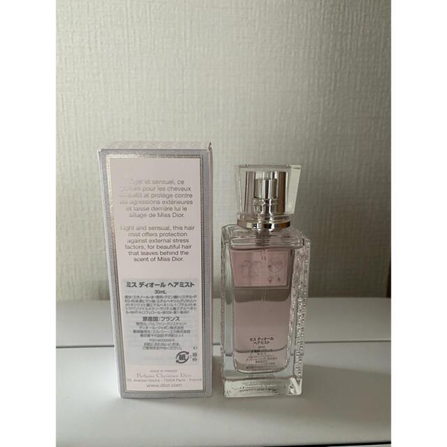 Dior(ディオール)のミスディオール ヘアミスト コスメ/美容のヘアケア/スタイリング(ヘアウォーター/ヘアミスト)の商品写真