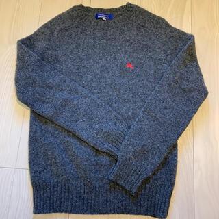 バーバリーブルーレーベル(BURBERRY BLUE LABEL)のBurberry バーバリーブルーレーベル セーター ニット M(ニット/セーター)