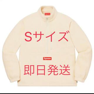 シュプリーム(Supreme)のsupreme Polartec® Half Zip Pullover Sサイズ(パーカー)