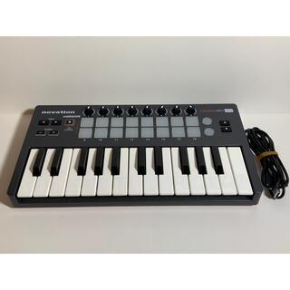NOVATION LAUNCHKEY MINI MIDIキーボード(中古品)(MIDIコントローラー)