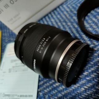 SONY - TAMRON 24mm F/2.8 Model F051 Eマウント