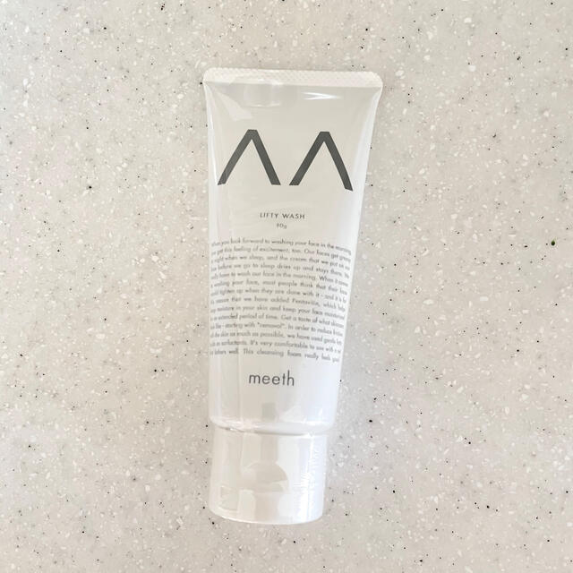 meeth リフティウォッシュ コスメ/美容のスキンケア/基礎化粧品(洗顔料)の商品写真