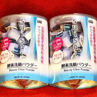 カネボウ(Kanebo)のカネボウスイサイ酵素洗顔パウダーx2(洗顔料)