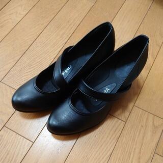 リゲッタ(Re:getA)のリゲッタ パンプス ブラック 黒(ハイヒール/パンプス)