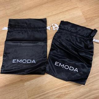 エモダ(EMODA)のEMODA 巾着(ポーチ)