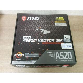 msi A520M VECTOR WiFi