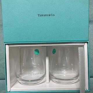 Tiffany & Co. - Tiffany ティファニー ロゴ入り ペアタンブラー