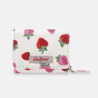 キャスキッドソン(Cath Kidston)の財布 ストロベリー キャスキッドソン イチゴ いちご 苺(財布)