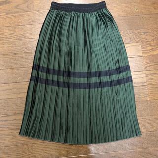 ZARA - ZARA プリーツ スカート