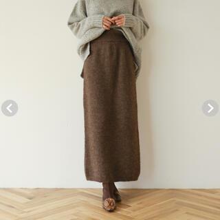 SeaRoomlynn - searoomlynn ウールニットロングスカート