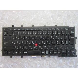 レノボ(Lenovo)の日本語キーボード 動作品 レノボ ThinkPad  X240(PCパーツ)