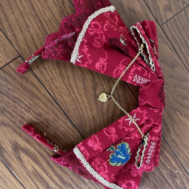Angelic Pretty(アンジェリックプリティー)のap wonder fortune 2点セット レディースのワンピース(ひざ丈ワンピース)の商品写真