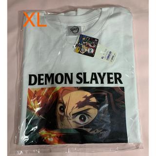 GU - GU 鬼滅の刃 Tシャツ レディースXL