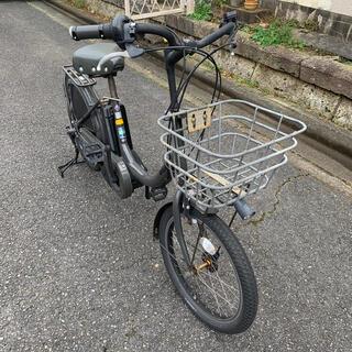 ブリヂストン(BRIDGESTONE)の電動アシスト自転車◇ブリヂストン◇bikke◇20型◇3段ギア(自転車本体)