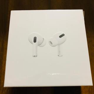 Apple - 新品 AirPodsPro エアーポッズプロ MWP22j/A 国内正規品 本体