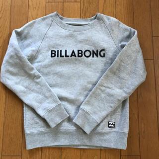 ビラボン(billabong)のビラボン 裏起毛トレーナー(Tシャツ/カットソー)