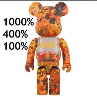 MY FIRST BE@RBRICK B@BY AUTUMN LEAVES (その他)