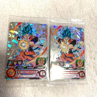 ドラゴンボール - BM2-077 アニバーサリーUR 孫悟空 スーパードラゴンボールヒーローズ