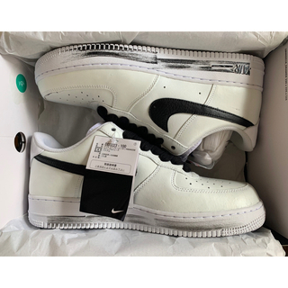 ナイキ(NIKE)のNIKE AIR FORCE 1 '07 ーPARANOISEー(スニーカー)
