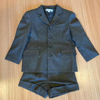 男児120スーツ半ズボン(ドレス/フォーマル)