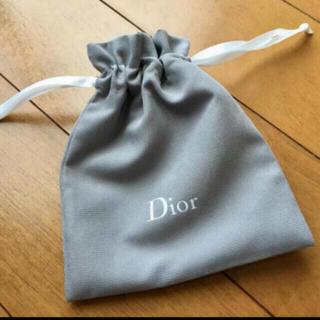 Christian Dior - ディオール ミニ巾着 1枚 新品未使用