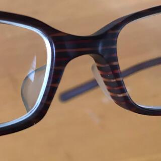 ムジルシリョウヒン(MUJI (無印良品))の無印良品のめがね(サングラス/メガネ)