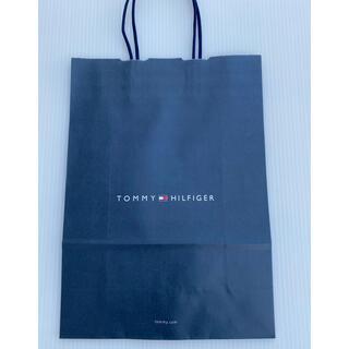 トミーヒルフィガー(TOMMY HILFIGER)の未使用 トミーヒルフィガー ショップ袋 300円 送料込み 匿名配送(ショップ袋)