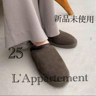 L'Appartement DEUXIEME CLASSE - L'Appartement  スイコック カーキA 25cm