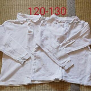 ニッセン(ニッセン)のスクールシャツ130(Tシャツ/カットソー)