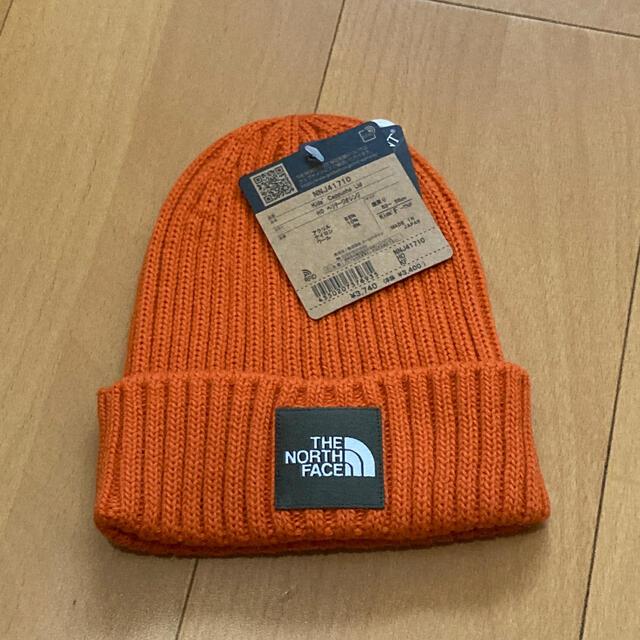 THE NORTH FACE(ザノースフェイス)のノースフェイス ニット帽 キッズ キッズ/ベビー/マタニティのこども用ファッション小物(帽子)の商品写真