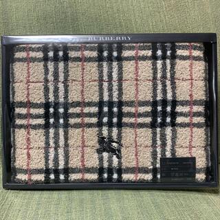 BURBERRY - バーバリーバスタオル 新品未使用