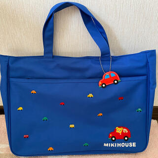 mikihouse - MIKIHOUSE トートバッグ