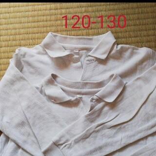 ニッセン(ニッセン)のポロシャツ長袖2枚セット②(Tシャツ/カットソー)