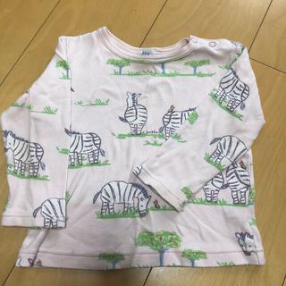 ハッカベビー(hakka baby)のhakka baby Tシャツ 90(Tシャツ/カットソー)