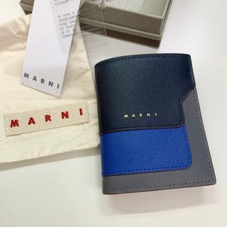 マルニ(Marni)のMARNI マルニ 二つ折り財布 箱あり(財布)