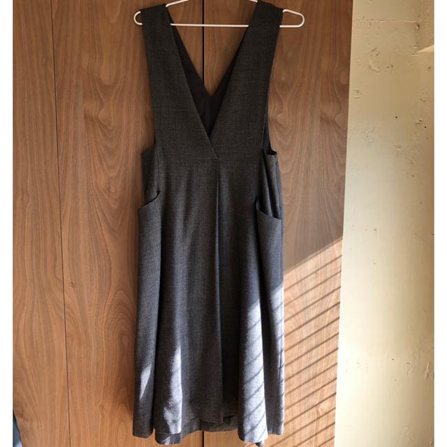 IENA(イエナ)のトイトイ様  IENA フレアジャンパースカート レディースのスカート(ロングスカート)の商品写真