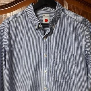 マーカ(marka)のマーカ ストライプシャツ size3(シャツ)