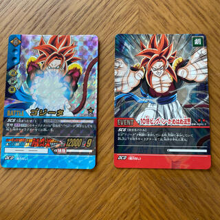ドラゴンボール(ドラゴンボール)のドラゴンボールスーパーカードゲーム ゴジータ4 (カード)