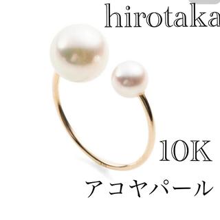 TASAKI - hirotaka  パールイヤーカフ 10k  YG
