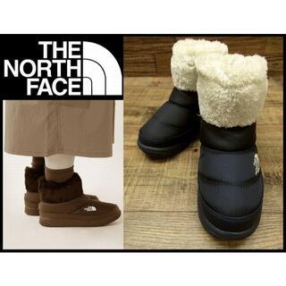 ザノースフェイス(THE NORTH FACE)の新品 ノースフェイス NFW51887 アモア ブーティー 22cm ネイビー(ブーティ)