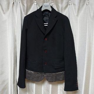 コムデギャルソン(COMME des GARCONS)のコムデギャルソン テーラードジャケット(テーラードジャケット)