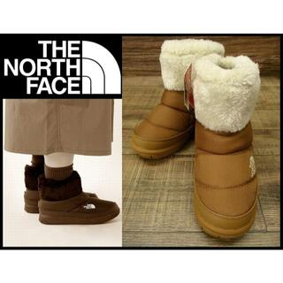 ザノースフェイス(THE NORTH FACE)の新品 ノースフェイス NFW51887 アモアブーティー 22cm チェスナット(ブーティ)