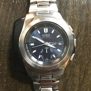 シチズン(CITIZEN)のCITIZEN Eco-Drive RADIO CONTROLLED 腕時計(腕時計(アナログ))