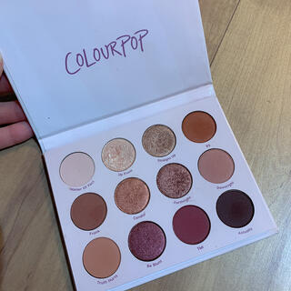 colourpop - colourpop アイシャドウGIVE IT TO ME STRAIGHT