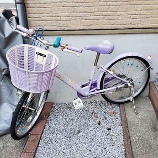ブリヂストン(BRIDGESTONE)の子供自転車 20インチ ブリジストンエコパル(自転車本体)