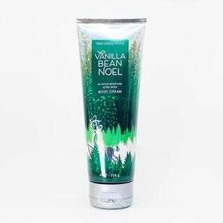 Bath & Body Works - BBW Vanilla Bean Noel ボディークリーム