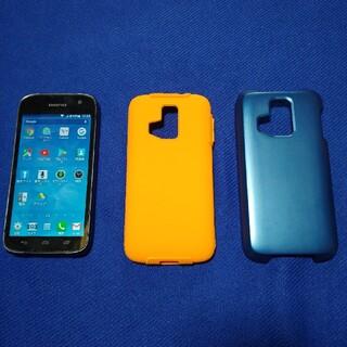 キョウセラ(京セラ)のDIGNO T 302KC Y!mobile オレンジ(スマートフォン本体)