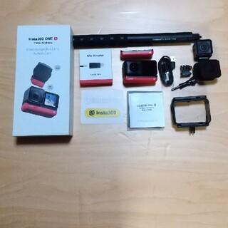 新同品Insta360 TWIN EDITION 360度カメラ  4Kカメラ